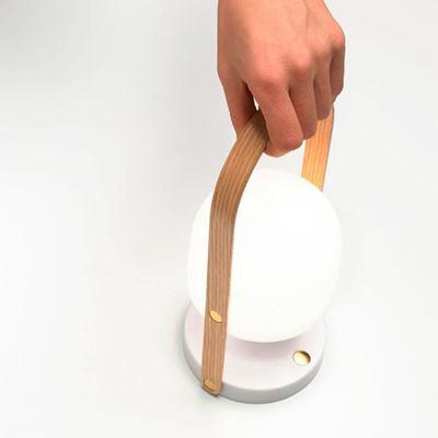 Unik Marset FollowMe Transportabel opladelig LED lampe HE16