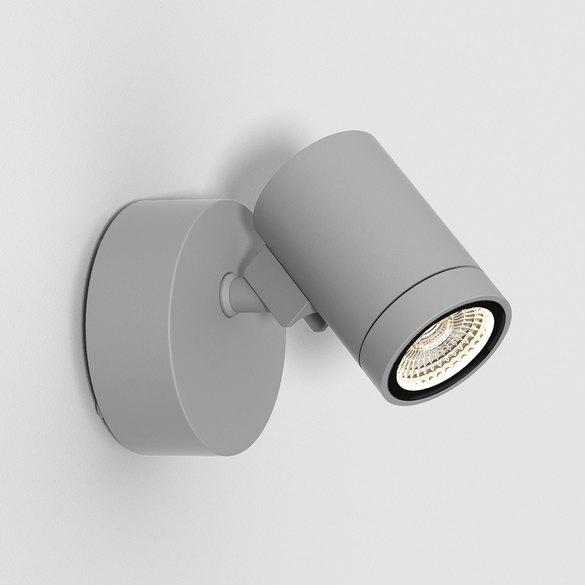 Astro 1401006 Bayville LED Single Spot udendørs IP65 grå
