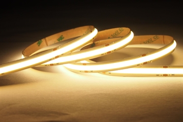 COB Led Strip 10W RA90 IP20 Varm hvid