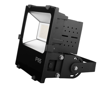 Offshore floodlight 200W Alu + Stainless steel IP65