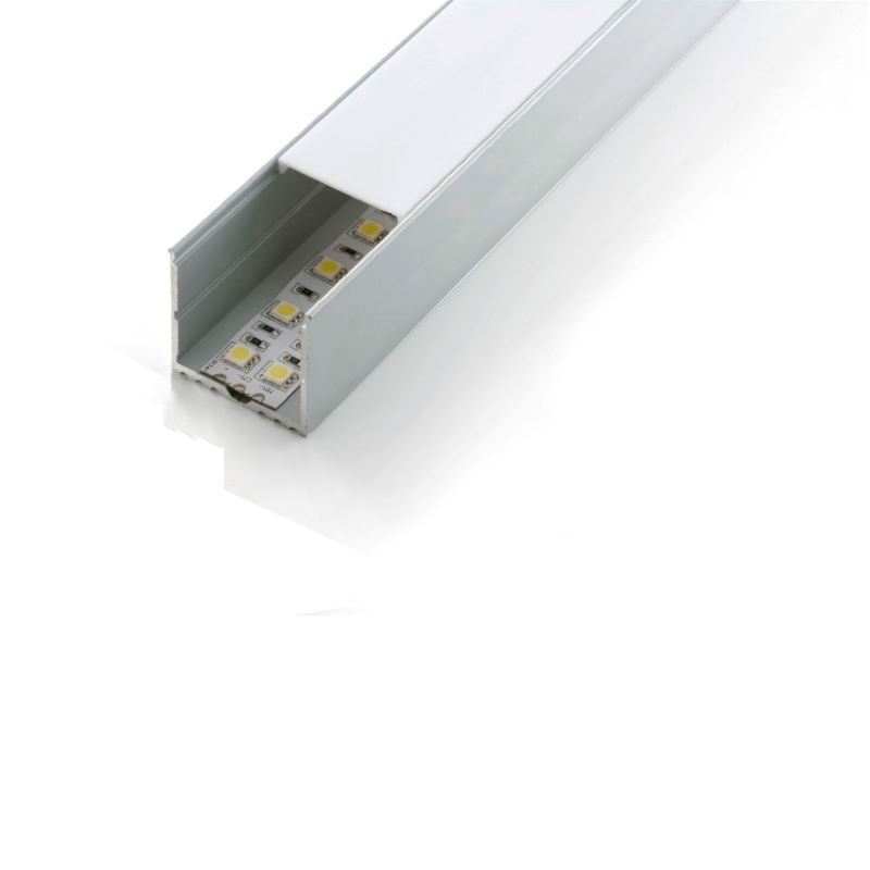 Alu Profil 17 til Led Strip 200cm
