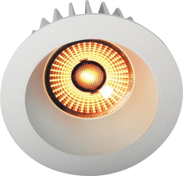 Juno Soft COB+ LED downlight serie i flere varianter IP44