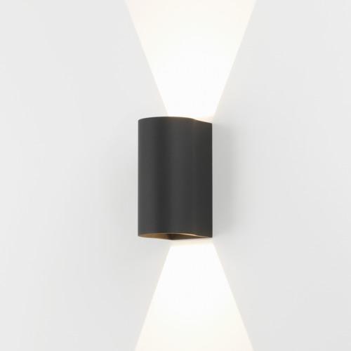Astro 1384004 Dunbar 160 Led Væglampe IP65 Sort