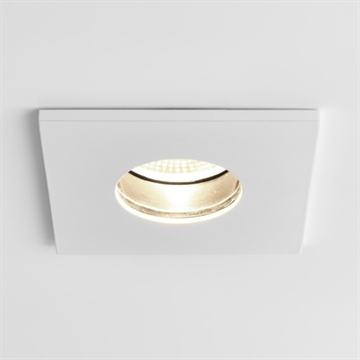 Astro 5769 Obscura Square LED downlight hvid IP65