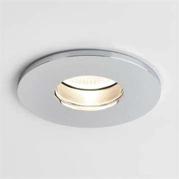 Astro 5768 Obscura Rund LED downlight crom IP65