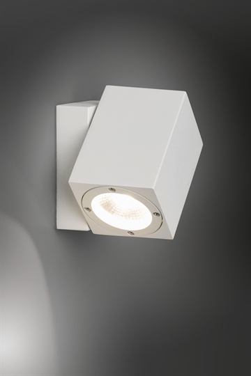 Lupia 4104/1 Movimento væg lampe 7w IP54 i flere farver