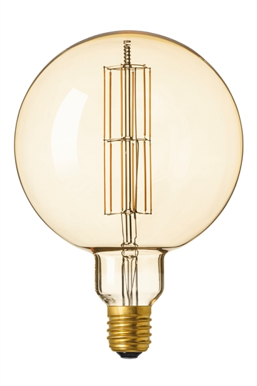 Calex 425642 Retro LED Giant Megaglobe 11W E40 Gold Dæmp