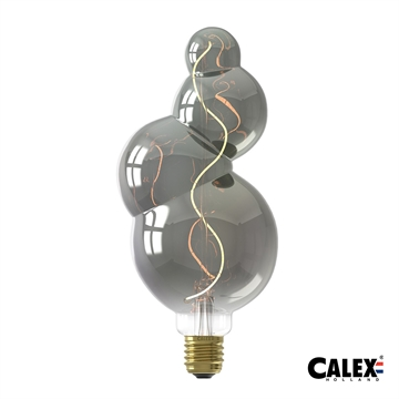Calex Valencia Titanium LED 4W E27 dimmable
