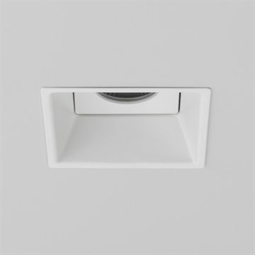 Astro 5771 Minima Square LED downlight hvid IP65
