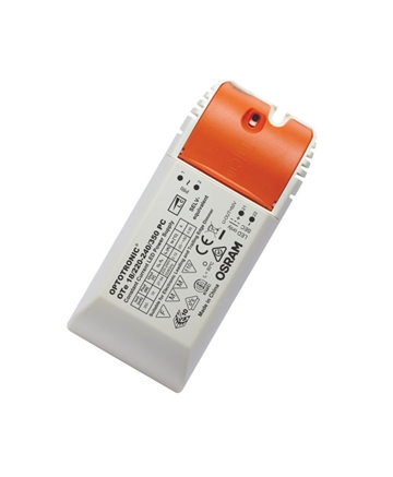 Osram OptoTronic OTe 18 led driver 350mA 9,5-18W Dæmpbar