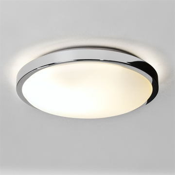 Astro 1134001 Denia loftlampe krom Ø 250mm IP44