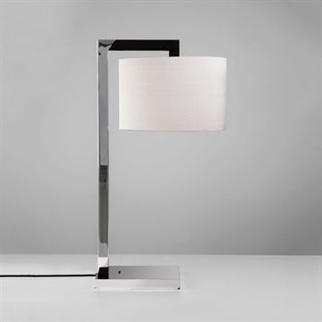 Astro 4554 Ravello Switched bordlampe blank Krom