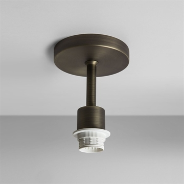 Astro 7462 Semi Flush Unit loft-armatur Bronze E27