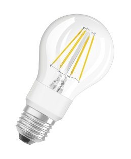 Osram 808522 LED Glowdim Std 4,5W=40W 1800-2700K E27