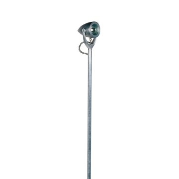 Royal Botania BLTL Bullet Zink 110cm 3W LED IP65