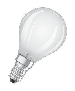 Osram 108080 LED Retro krone 1,4W=15W mat E14