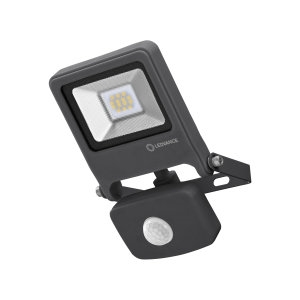 ENDURA FLOOD Sensor 10W 3000K DG IP44