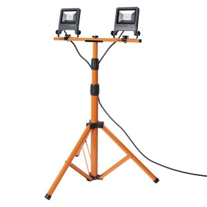 LED WORKLIGHT TRIPOD 2X20W 4000K Ean: 4058075213913