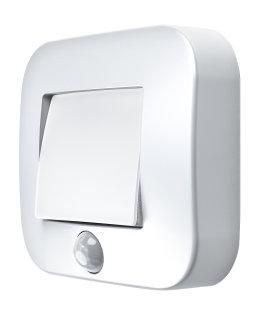 osram led nightlux hall batterilampe med sensor ip54. Black Bedroom Furniture Sets. Home Design Ideas