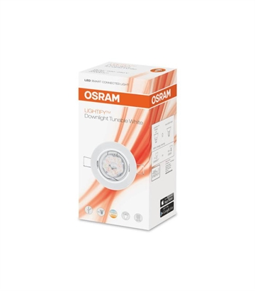 Osram Lightify Downlight Tunable White - 3 stk. tilbage