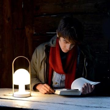 a657 001 marset followme genopladelig led lampe. Black Bedroom Furniture Sets. Home Design Ideas