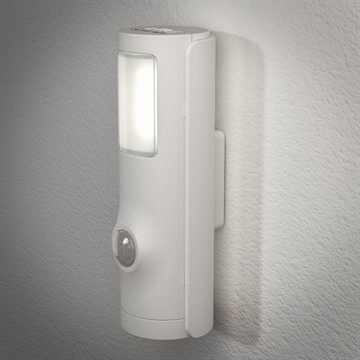Osram LED Nightlux Torch batterilampe med sensor IP54