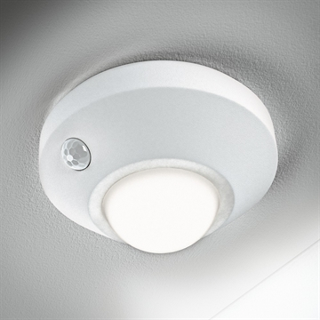 Osram LED Nightlux Ceiling batteri-loftlampe m/sensor IP20